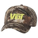 RealTree Max4 Licensed Camo Cap With Velcro